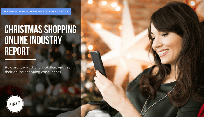 CHRISTMAS SHOPPING ONLINE CRO INDUSTRY REPORT