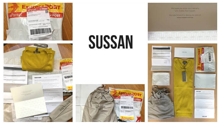 Sussan post purchase experience