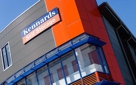 Kennards Self Storage Website